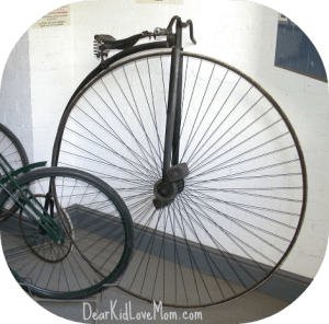 old fashion bike