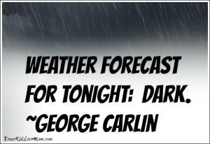 weather forecast for tonight Dark. DearKidLoveMom