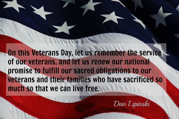 Veterans Day Tribute DearKidLoveMom.com