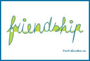 Olympic friendship DearKidLoveMom.com