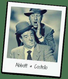 Abbott & Costello Who's On First? DearKidLoveMom.com