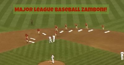 Major League Baseball Zamboni DearKidLoveMom.com