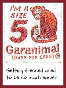 Getting dressed used to be so much easier. Garanimals. DearKidLoveMom.com