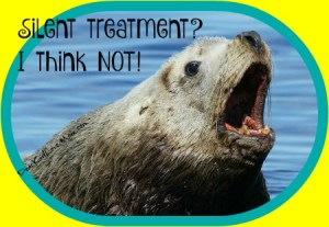 Silent Treatment? I think not! (And here's how it actually works.) DearKidLoveMom.com