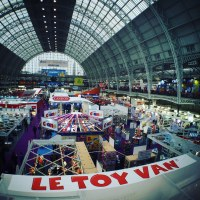 Our Toy Fair 2016 Experience