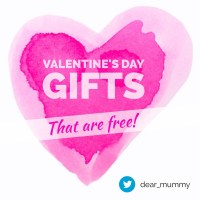 Valentine's Day Gifts - That are FREE!