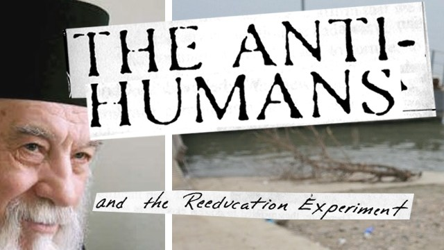 The Anti-Humans and the Re-Education Experiment