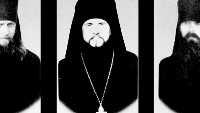 Holy New Martyrs of Optina