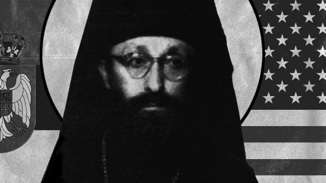 An American Saint Faces the Communists