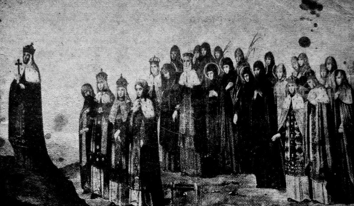 Holy Women of the Northern Thebaid (Part I)