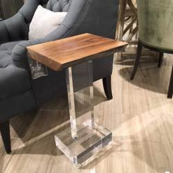 Small Of Acrylic Side Table