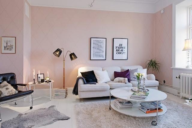 design : wohnzimmer braun weiß streichen ~ inspirierende bilder ... - Wohnzimmer Weis Streichen