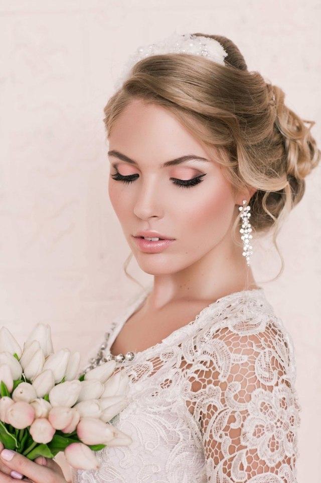 maquillage-mariée-naturel-simple-fard-paupières-pêche-eye-liner