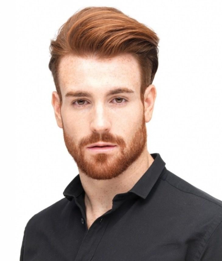coupe-cheveux-homme-2016-courte-frange-roux