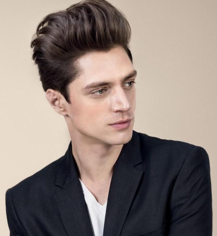 coupe-cheveux-homme-2016-volume-frange-bombée