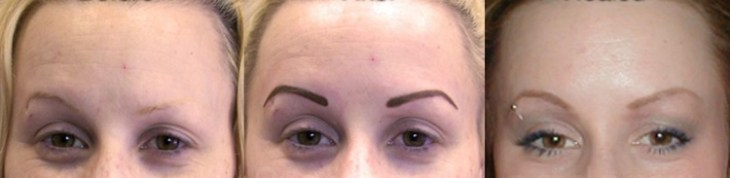 maquillage-permanent-sourcils-pigments-différents-nuances