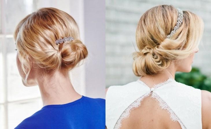 coiffure-vintage-chignon-bas-chveux-blonds-bijou-tête