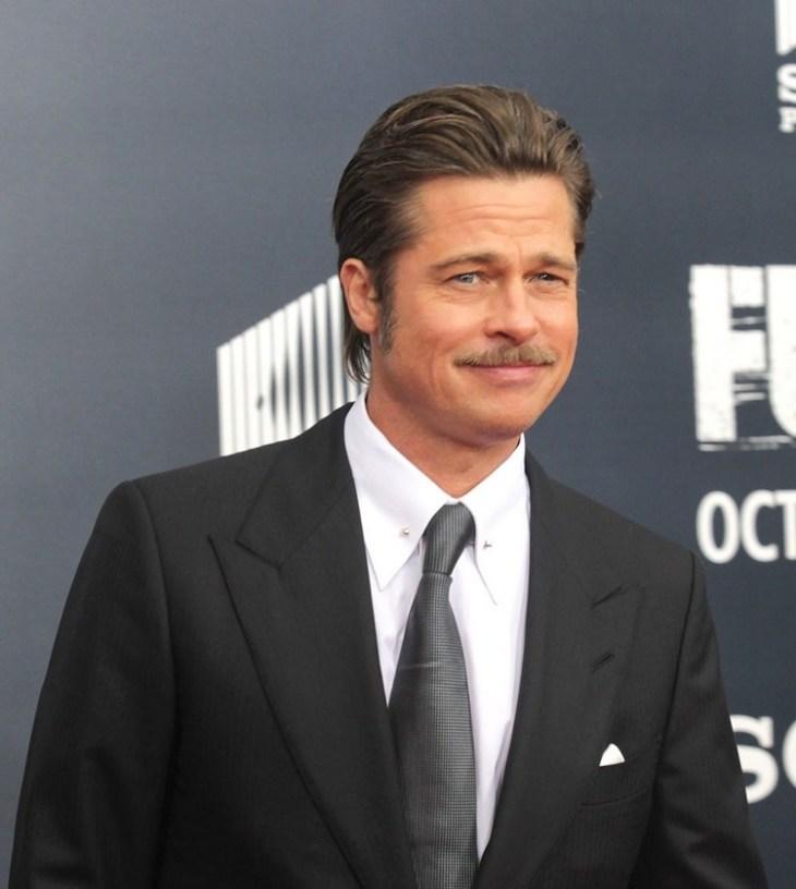 idée-style-barbe-tendance-2016-moustache-favoris-Brad-Pitt
