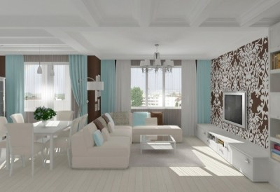 15 living room wallpaper ideas – types and styles of wallpapers