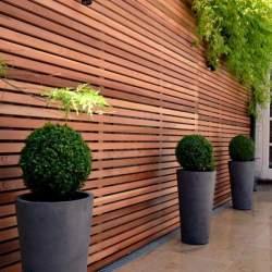 Privacy Fence Screen Ideas for the Garden and Patio Area Deavita