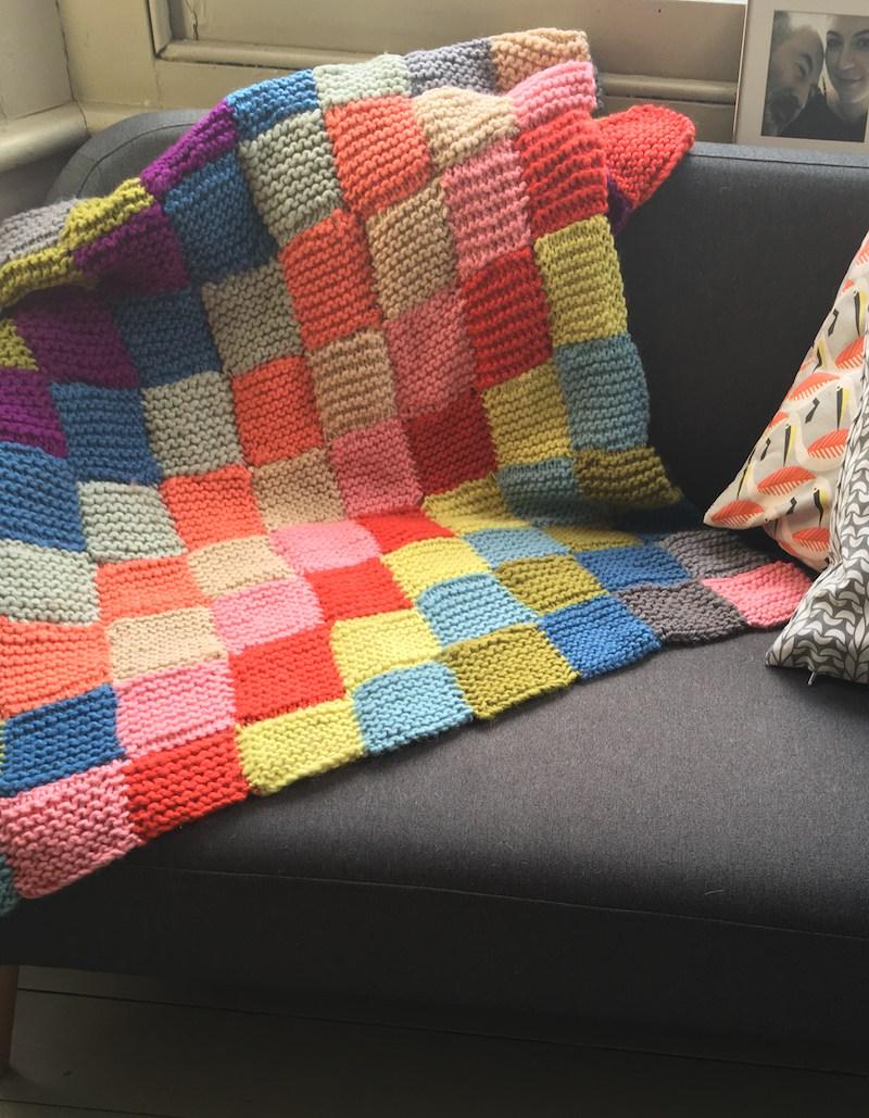 Blanket for Calais