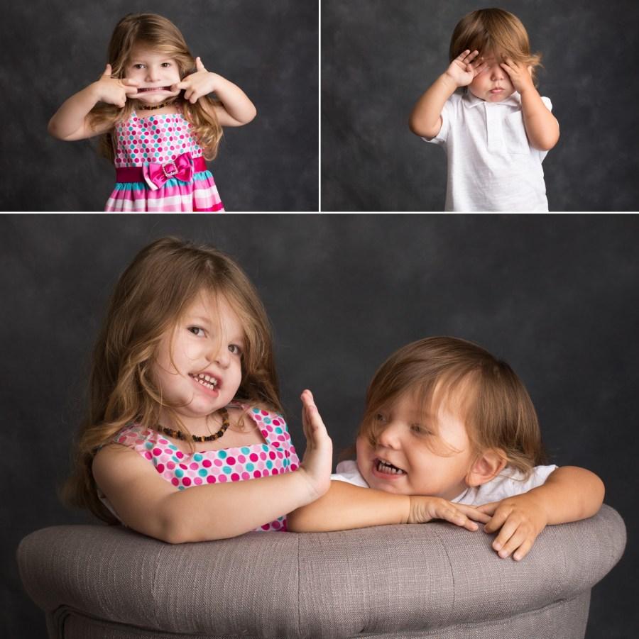 Honolulu Portrait Studio Photographer | Let them be kids