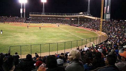 Estadio Héctor Espino de Hermosillo Sonora