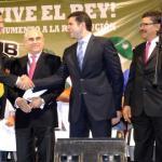 Liga Mexicana presentó su temporada 2012