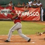 Con hit de Abel Martínez, Campeche gana el segundo de la serie a Minatitlán
