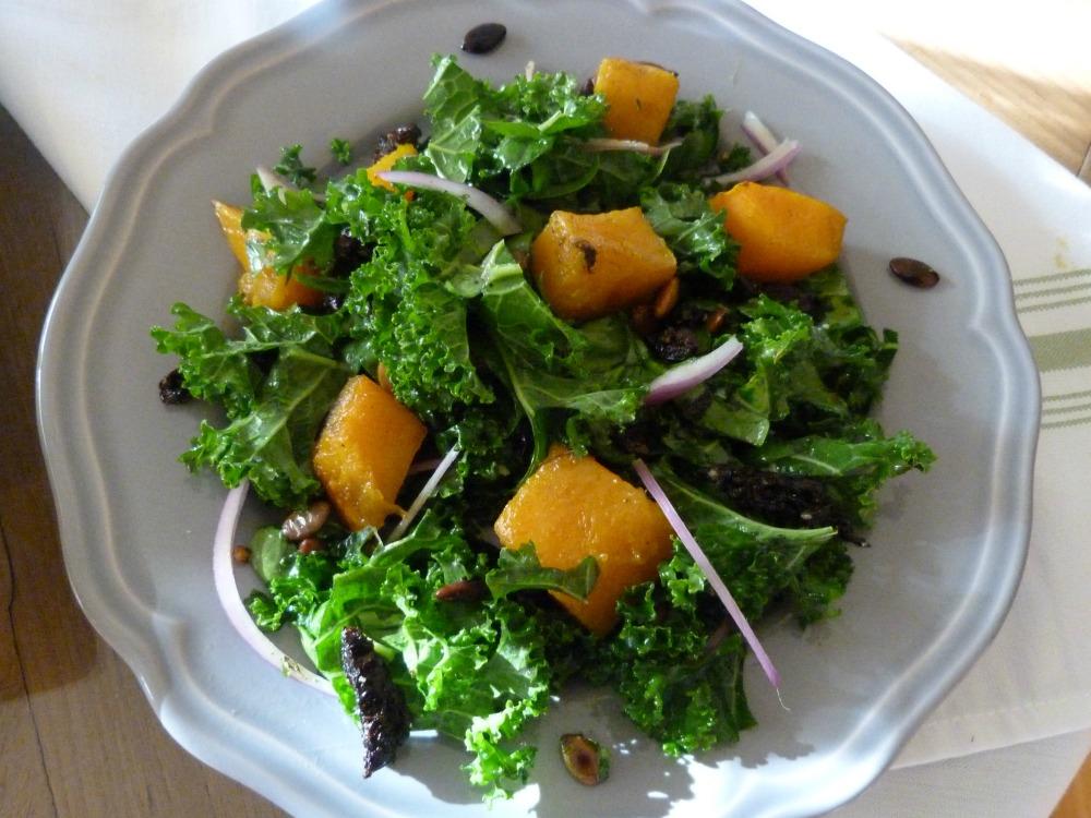 Squash Salad