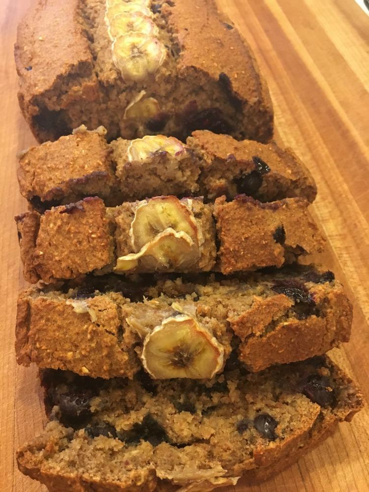 Super Clean Recipe for Banana Bread