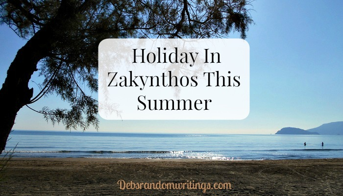 holiday in Zakynthos