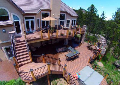 Deck Railing Ideas & Designs | Decks.com
