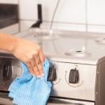 台所用品便利グッズ!カウンタークロスの使い方!水切りスッキリ清潔!