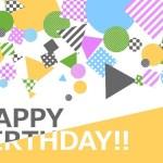 【便利グッズ】言葉で伝えるの苦手。カードで誕生日をお祝いしよう!