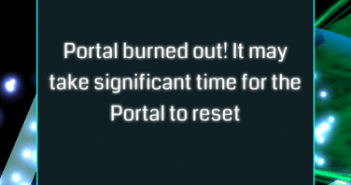 Ingress-Portal-Burn-Out
