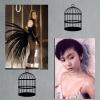 ヴァネッサ・パラディと中谷美紀|歌声と化粧品と鳥籠が似合う