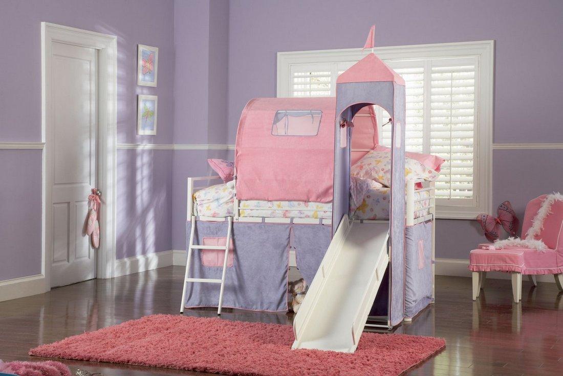Dark Girls Girls Room Bunk Beds Girls Bunk Bed Slide Bunk Beds Decoholic Bunk Beds baby Bunk Beds For Girls