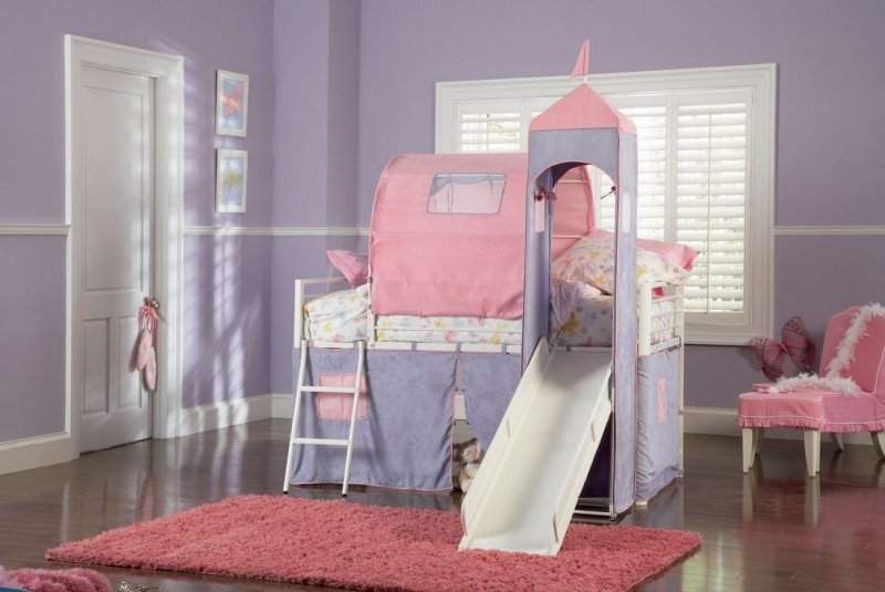Large Of Bunk Beds For Girls