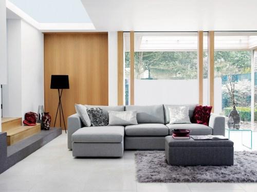 Medium Of Living Room Interior Design Images