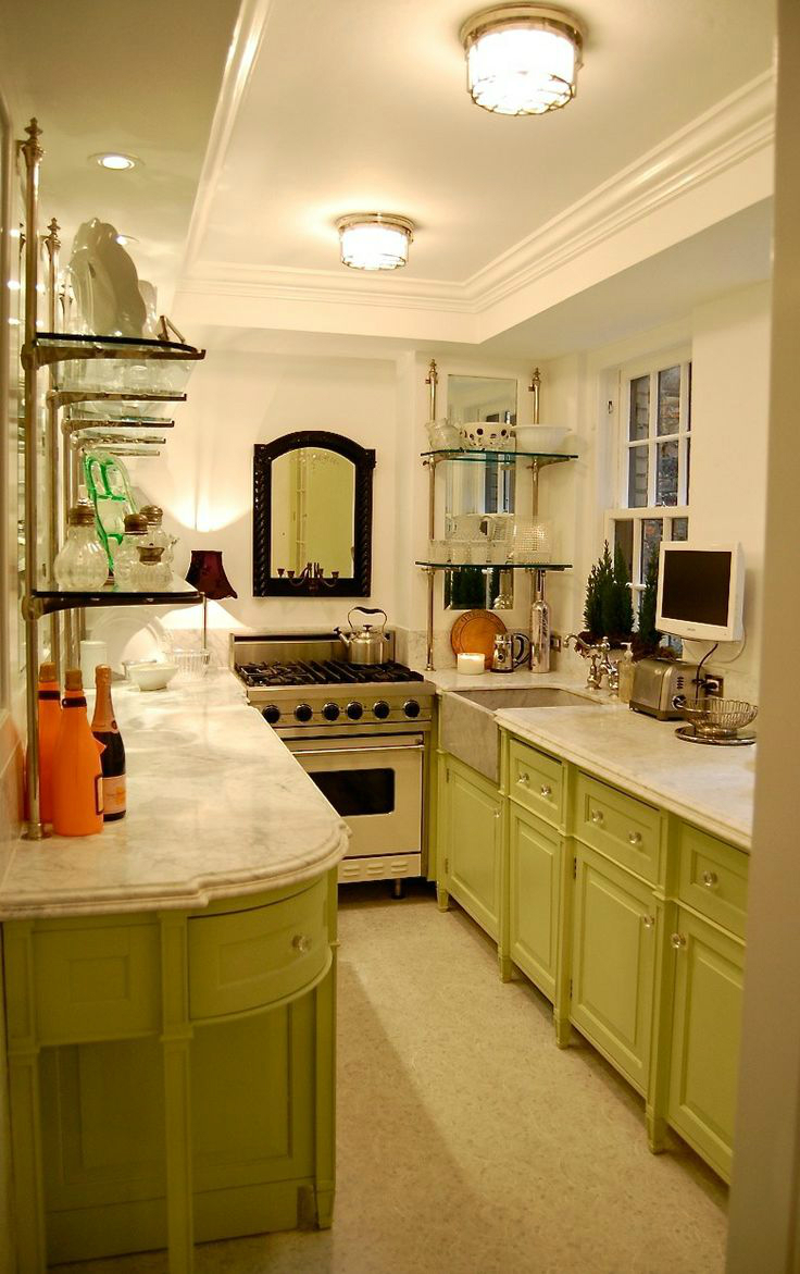 47 best galley kitchen designs galley kitchen ideas Best Galley Kitchen Designs 20