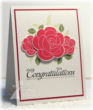 Congratulations by Jen Shults