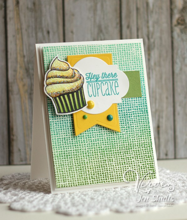 Hey There Cupcake by Jen Shults