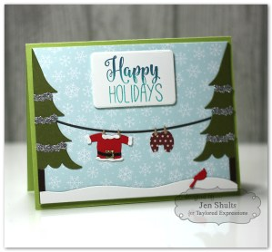Happy Holidays by Jen Shults