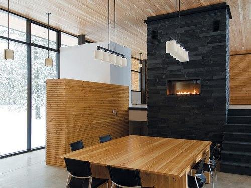 Chimeneas de Diseño para Hogares Modernos