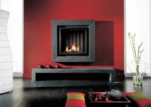 Chimeneas pr cticas y art sticas decoracion in - El mueble chimeneas ...