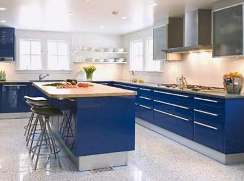 cobalt-blue-kitchen-cabinets