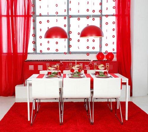 Decorar la mesa de navidad con ikea decoracion in - Mesas para navidad decoracion ...
