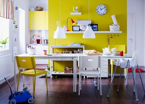 iIdeas para Decorar el Comedor y la Cocina - Catálogo Ikea 2010