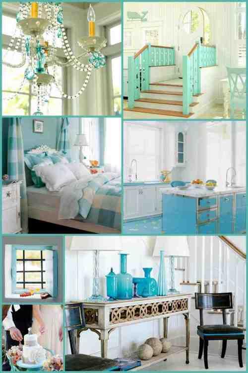 turquesa-color-ano-2010-pantone-collage